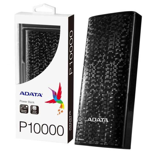 تصویر از شارژر همراه ای دیتا مدل P10000